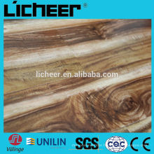 indoor Laminate flooring high gloss surface flooring