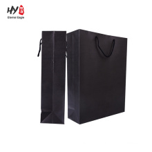 Cheap durable shopping tote paper laminated kraft bag