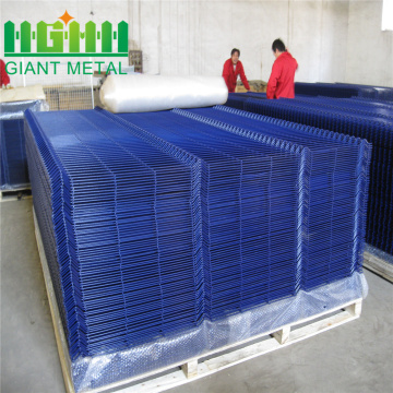 PVC+Coated+Holland+Wire+Mesh+Fence