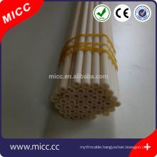 MICC Single Hole Round 99% Ceramic Insulator