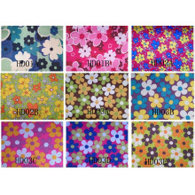 100%polyester coated pvc printed oxford fabric
