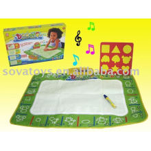 910990617 Brinquedo do bebê, Brinquedo eletrônico do bebê, Tapete mágico musical