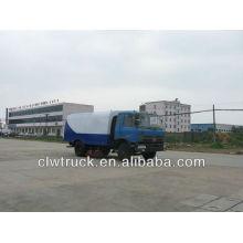 DongFeng 145 дорожная уборочная машина, бак для мусора 5м3, резервуар для воды 3м3