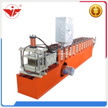 Cheap price Shutter door roll forming machine