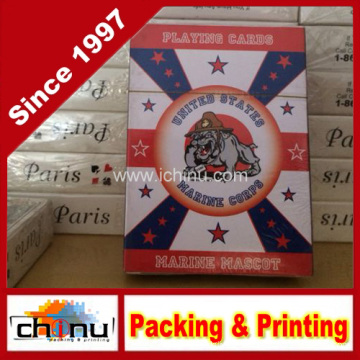 Customized Advertising Playing Cards / Poker / Bridge (430011)