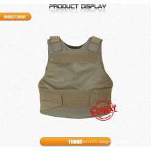 Tactical Slim Bulletproof Vest Nij Iiia Cooling System