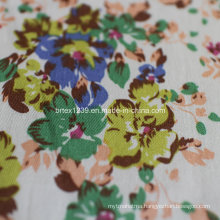 Cotton Twill Fabric with Spandex (32X32+40D/166X62)