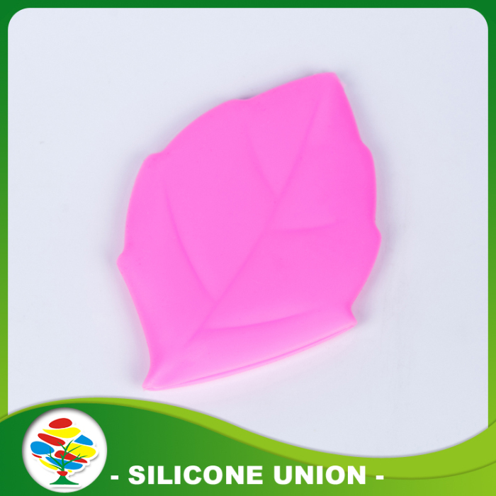 Leaf Shape Silicone Tooth Glass