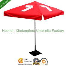 2 x 2 Gärtnerei Regenschirm für Cafe (PU-2020A)