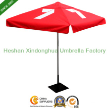 2X2 Market Garden Umbrella for Cafe (PU-2020A)