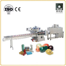Hot Sale Heat Tunnel Automatic Wrapping Machine for Shrink Packaging
