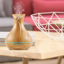 400ml ultrasonic cool mist humidifier