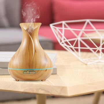 400ml air humidifier aroma oil diffuser