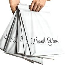 Kundenspezifische biologisch abbaubare Polymailer und Plastiktüten