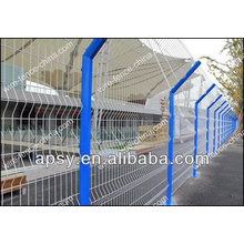Barrière de treillis métallique de type D / fabricant / meilleure qualité