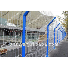 D-type Post Wire Mesh Fence/manufacturer/best quality