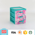 shunxing most popular multifunctional plastic drawer dividers for storage