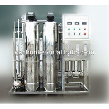 Projeto Perfeito-Totalmente Automático 0.5t Sistema de RO para Equipamentos de Tratamento de Água Industrial