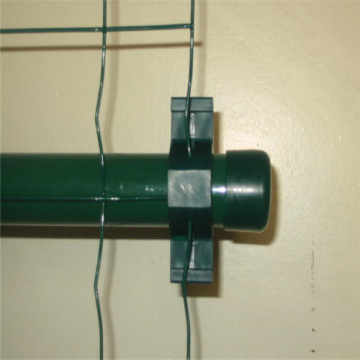 Plastic Coated Euro Pipe Post