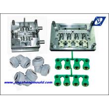 Kunststoff Y Rohrverschraubung PPR Spritzgussform / Molding
