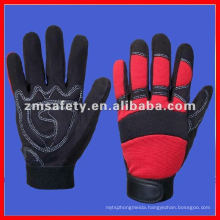 Auto mechanic oil field gloves