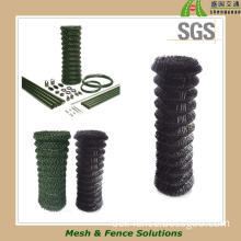 Sportfield or Playground Fencing Project Chain Link Fence