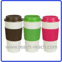 Taza de café de porcelana de 400ml (R-3019)