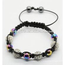 woven beaded cuff bracelet,woven bangle