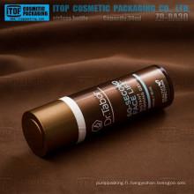 ZB-RA30 30ml vente chaude bonne qualité classique rond couleur personnalisable 1 oz tournent en plastique 15ml 30ml flacon pompe airless