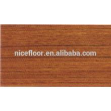 Teak multilayer wood flooring