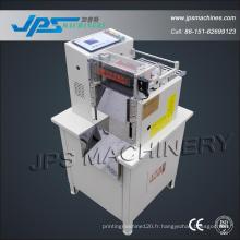 Machine de découpe de câble plat à grande vitesse