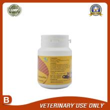 Médicament vétérinaire du bolus Febantel Plus