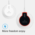 Crystal Qi Wireless Charger For Phones