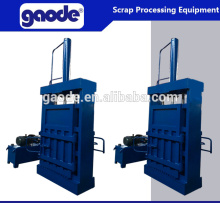 Popular Vertical Baler Machine recycled plastic scrap