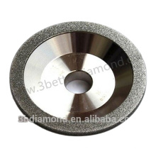 electroplate cbn grinding wheels and grinding wheel for sharpening carbide tools