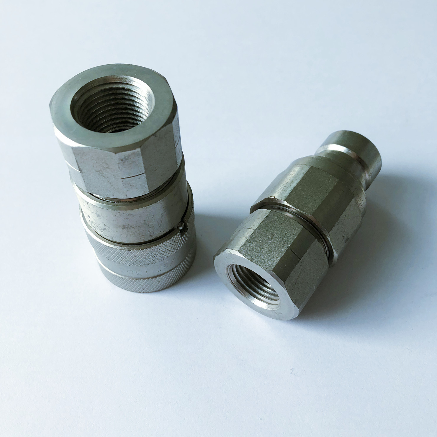 fluid transfer quick coupling-ISO16028