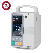 Bomba de infusão automática portátil de equipamentos médicos