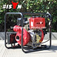 Pompe à eau diesel à haute aspiration pour puits profond