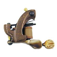 Classical Design Damascus Tattoo Machine Guns