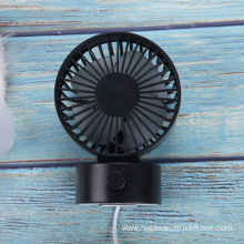 USB Powered Oscillating Table Fan with Quiet Operation
