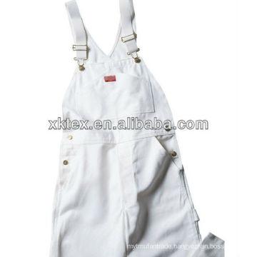 white painter workwear