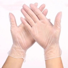 disposable vinyl gloves powder free vinyl glove