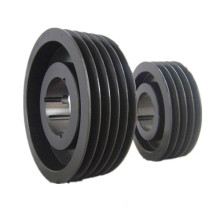Cast Iron Sand Casting Precision Pulley Wheel