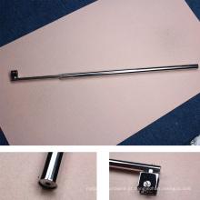 Cofres de chuveiro que encaixam o reboque da porta do chuveiro com polimento de aço inoxidável