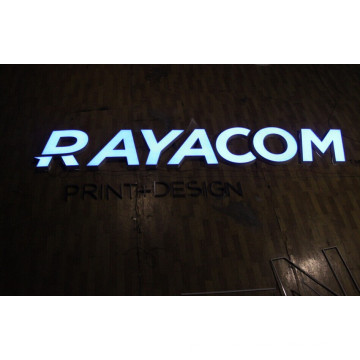 High Quality Front Lit Beautiful Sign Letter