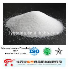 Grado alimenticio Fosfato monopotásico Aditivo alimentario