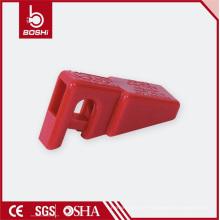 Verrouillage de sécurité du disjoncteur miniature en plastique rigide
