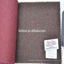 Tecido de tweed quente