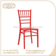 Mobiliário comercial cadeira de casamento decoração cadeiras de banquete de bambu