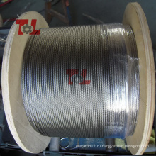 Проволочный трос из нержавеющей стали SS304